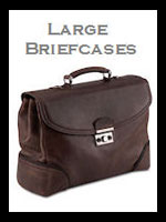 Large Leather Briefcases