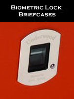 Biometric Lock Briefcases
