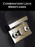 Combination Lock Briefcases