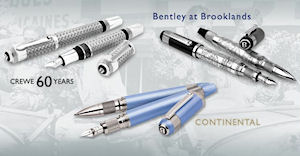 Bentley Pens by Tibaldi