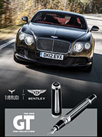 Tibaldi Bentley GT Pens