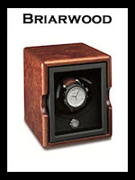 Underwood Briarwood Watch Winders