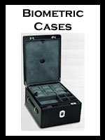 Underwood Biometric Security Cases for Watches & Jewelry