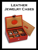 Underwood Leather Jewellery Boxes