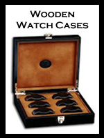 Underwood Wooden Watch Cases