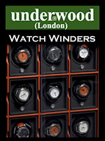 Underwood  Watch Winder Collections for Automatic Luxury Watches