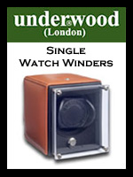 Underwood Single Watch Winders