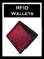 Men's RFID Blocking Wallets