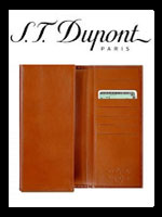 S. T. Dupont Leather Wallets | France