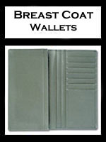 Pineider Leather International Leather Wallets | Long Vertical Travel Wallets