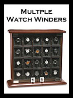 Multiple Module Watch Winders