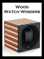 Wood Watch Winders