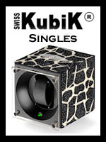 Swiss Kubik Single Watch Winders