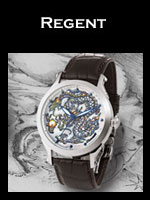 Zannetti Regent Watches Collection