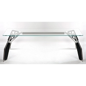 Aznom Carbon Black Widow Table
