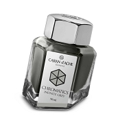 Caran d'Ache Chromatics Infinite Grey Fountain Pen Inkwell