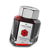 Caran d'Ache Chromatics Infra Red Fountain Pen Inkwell