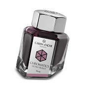Caran d'Ache Chromatics Ultra Violet Fountain Pen Inkwell