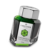 Caran d'Ache Chromatics Delicate Green Fountain Pen Inkwell