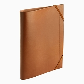Caran d'Ache Cuir Beige Leather A4 Folder