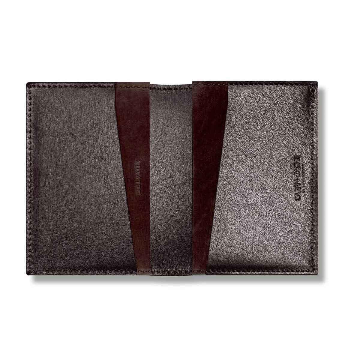 85c204a6e12a3a Add to My Lists. Caran d'Ache - Delvaux Leather Business Card Holder