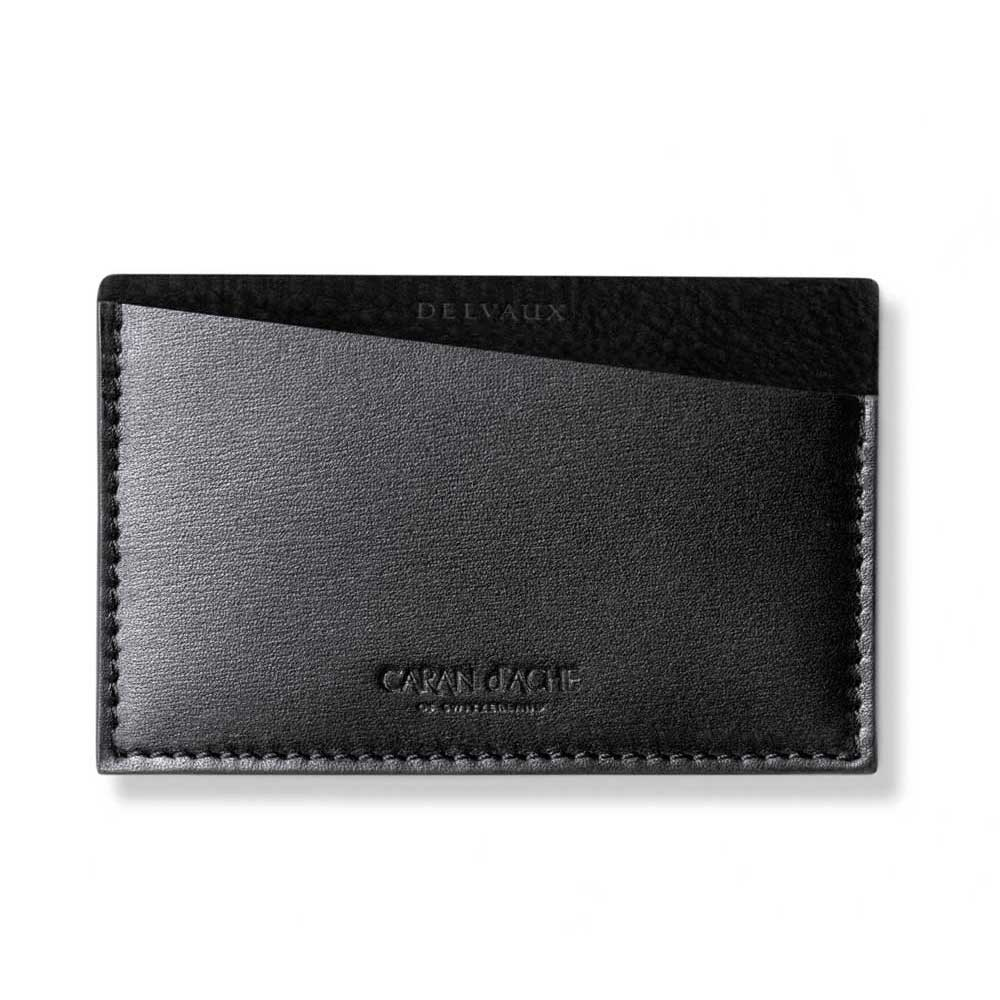 Caran d'Ache - Delvaux Leather Multi Credit Card Case