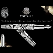 Caran d'Ache Secret Journey I Voltaire Fountain Pen