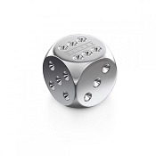 Dalvey Dice | Stainless Steel