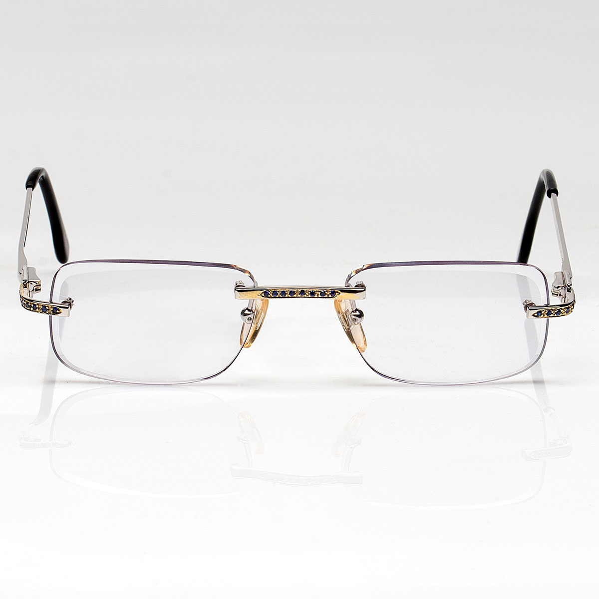 Sandy Luxury Eyewear Frame by David Eden