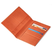 Fedon 1919 Classica P-CARDS-10 Leather Credit Card & Document Wallet