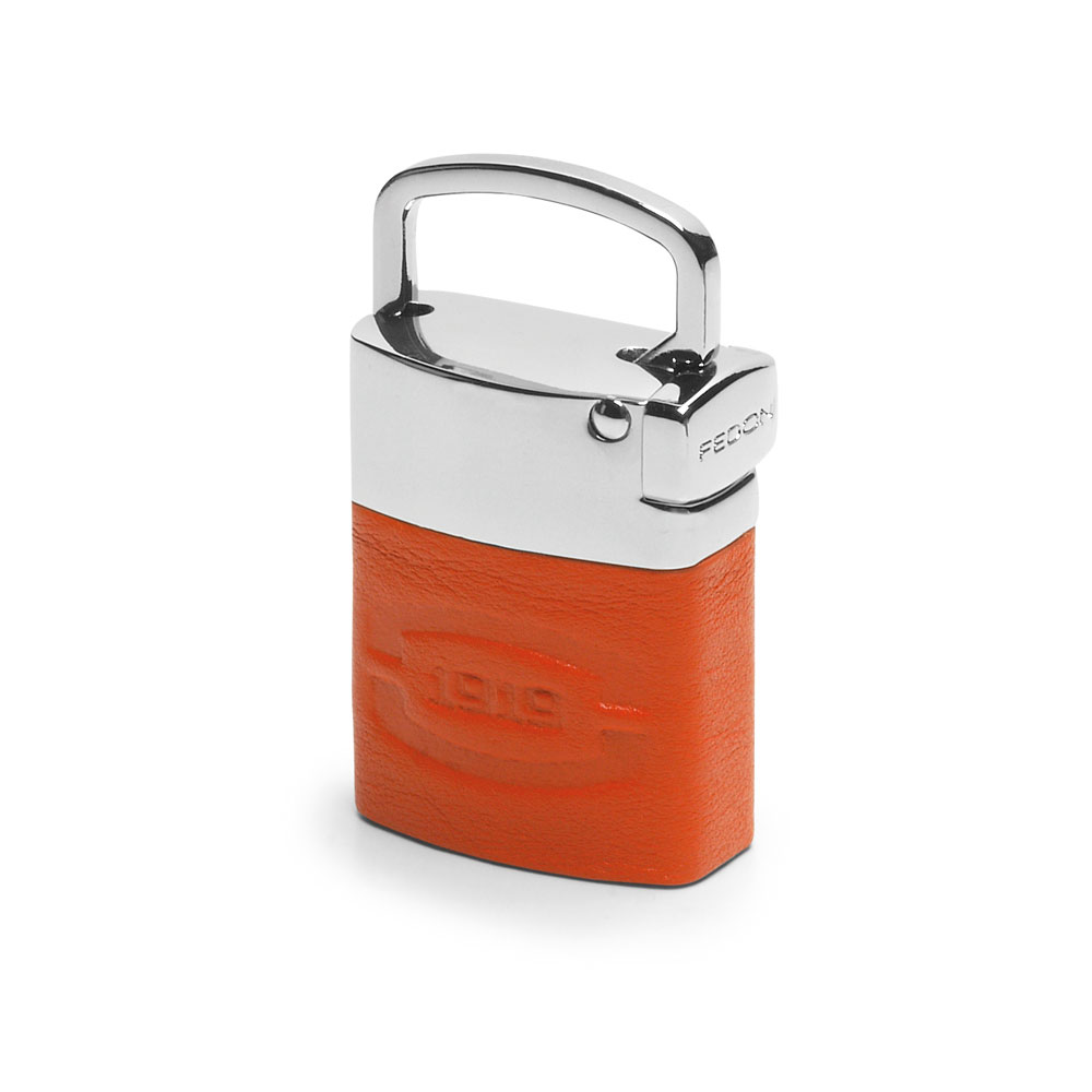 Fedon 1919 PCHIAVI-25 Leather Key Ring