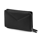 Fedon 1919 CLASS-CLUTCH-ZIP Mens Leather Handbag