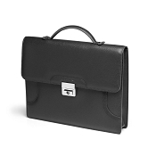 Fedon 1919 Orion OR-CART-0 Leather Briefcase