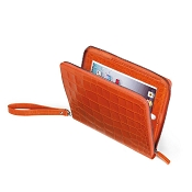 Fedon 1919 P-iPad Croco Leather Folder