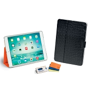 Fedon 1919 P-iPad Air Croco Leather Case