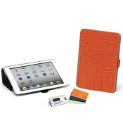 Fedon 1919 P-iPad Mini 2 Croco Leather Case