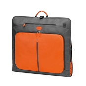 Fedon 1919 Travel WEB-GARMENT Suit Carrier Bag - Orange/Grey