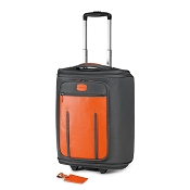 Fedon 1919 Travel WEB-MARCO-POLO Trolley - Orange/Grey