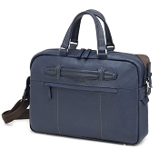 Fedon 1919 Venezia VE-FILE-1 Soft Leather Laptop/MacBook Bag