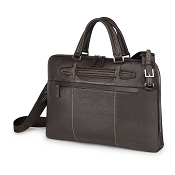 Fedon 1919 Venezia VE-FILE-DOC Slim Soft Leather Laptop Bag
