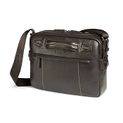 Fedon 1919 Venezia VE-MESSENGER-1 Soft Leather Messenger Bag