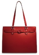 Jack Georges Chelsea Alexis Leather Business Tote