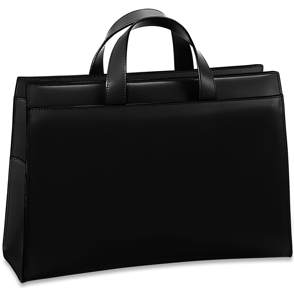 Jack Georges Milano Leather Business Laptop Case