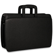 Jack Georges SOHO Leather Professional Briefcase #1202