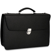 Jack Georges SOHO Leather Executive Briefcase #1402