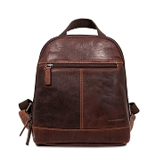 Jack Georges Voyager Mini Convertible Backpack/Crossbody #7132 - Brown