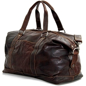 Jack Georges Voyager Leather Travel Bag #7319