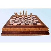 Oil History Chess Set - Version C