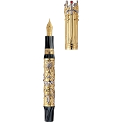 Montegrappa GoT Iron Throne Fountain Pen - Gold - Limited Edition