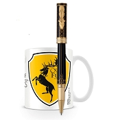 Montegrappa Game of Thrones Baratheon Rollerball Pen